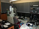 High Resolution Scanning Electron Microscope (CAF)